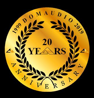 20 years Domaudio